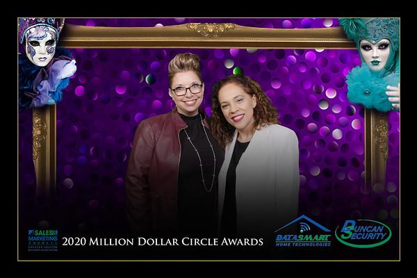 Million Dollar Circle 2020
