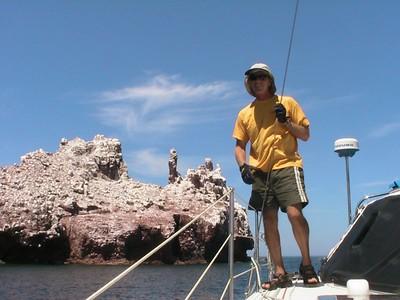 Seal Rock (los Islotes)