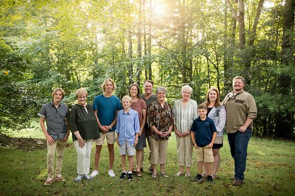 The Greene & Extended Family