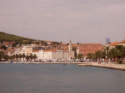 Croatia: Split-Diocletian Palace