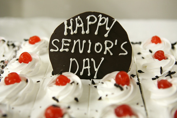 Happy Senior's Day - 1 Oct 2010