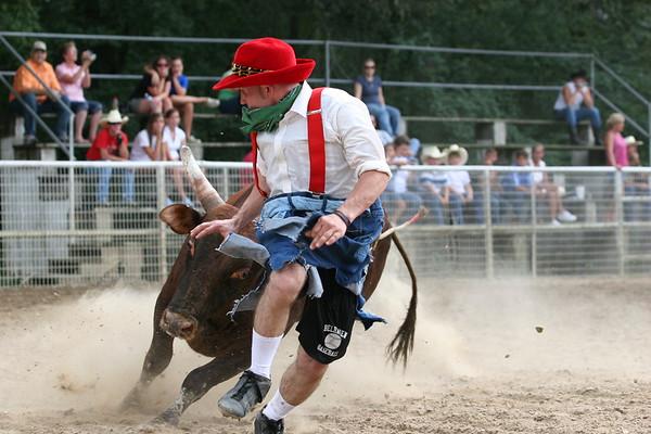 SPYR Bullfighters 08/12/2006