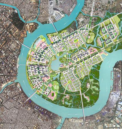 Thu Thiem New Urban Area