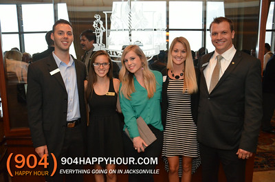 Interchanges Happy Hour @ The River Club - 6.24.14