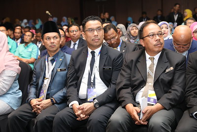 Majlis Perasmian Public Sector Chief Information Officer Convention and Exhibition