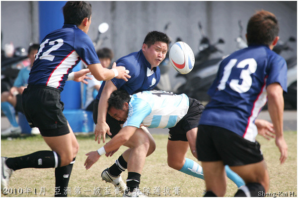 2010 A5N代表選拔-準決賽-輔仁大學紅隊 VS 長榮大學藍隊(FJU-R vs CJU-B)