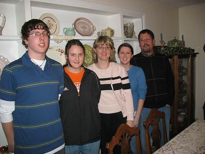 Ken Hayse Family