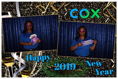Cox Happy New Year 2019