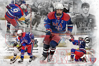 2021 Marmion Hockey Posters
