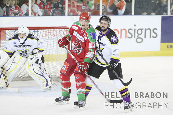 Cardiff Devils vs Manchester Storm 30-12-15