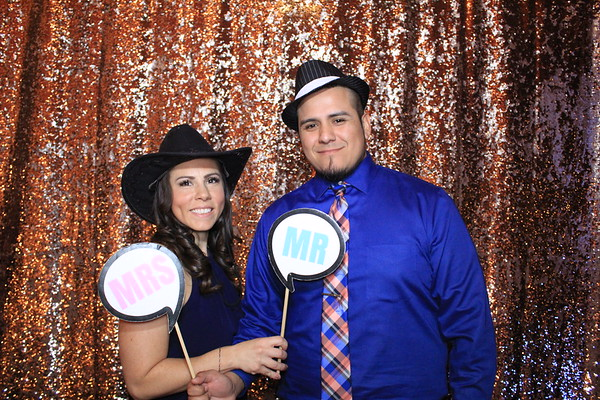 Mr. & Mrs. Ford