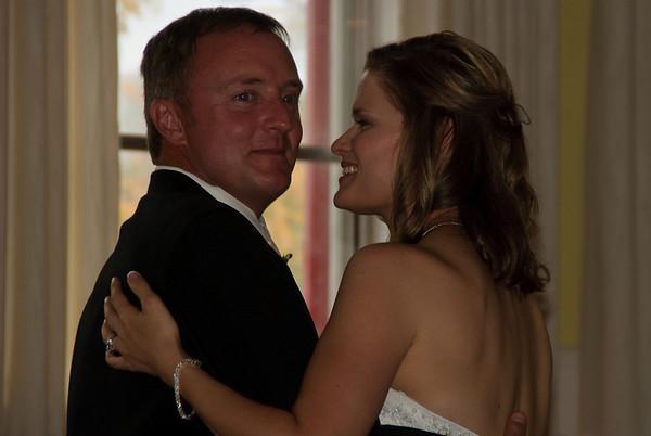 Em & Matt's wedding 2008