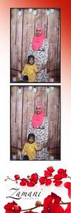 Zamani Christmas Collection Launch (Photobooth)