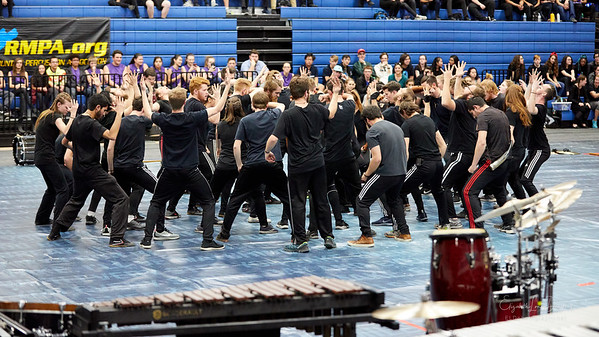 20180303 Rise Percussion at Broomfield