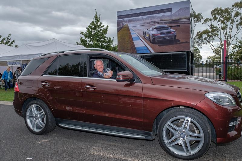 Mercedes-Benz Club Victoria Concourse d'Elegance 2017