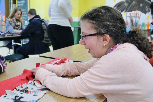 Special ED Scarf Project