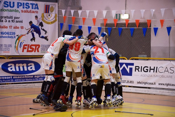 Campionato A2 stag. 18/19