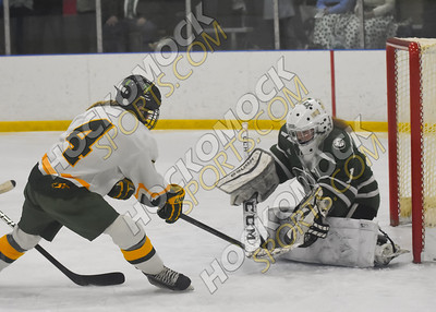 King Philip - Canton Girls Hockey 1-4-20