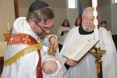 St. Margaret's - Baptism 6.28.13