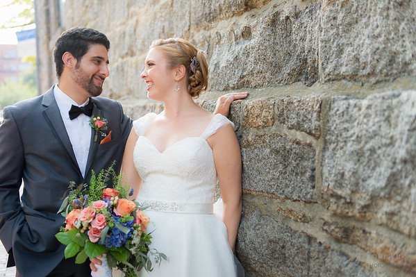 Colonial Hall Salem Wedding: Gloria & AJ