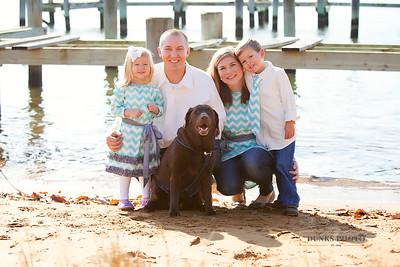 Annapolis Family Minis - Saunders