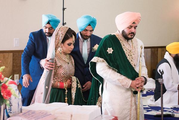 Wedding day (Aman Side)