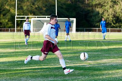 BC vs SHS - Soccer 3/6/2012