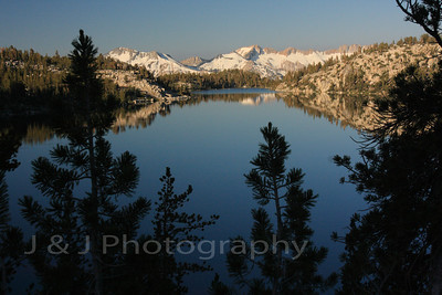 John Muir Trail: Yosemite Valley To Silver Pass, July/August 2011