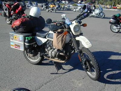 nice bikes at the 80 year tahoe thing