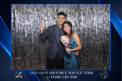 OCS 118/19 Air Force Service Term