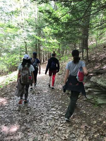 5.25.2019 WISE Club Camping Trip