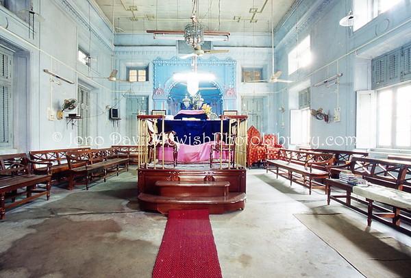 INDIA, Pen (Konkan Region, Maharashtra). Beth Ha'Elohim Synagogue, 1863. (2009)