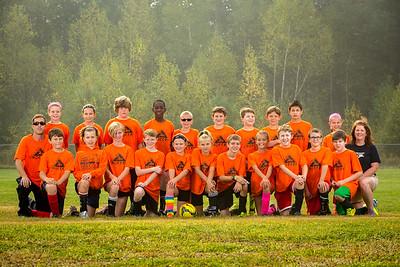 2015 Youth Team Soccer Photos