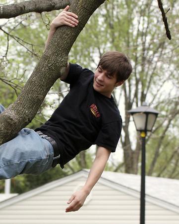 John Up A Tree 9.2009