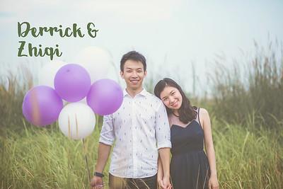 Derrick & Zhi Qi Pre-Wedding