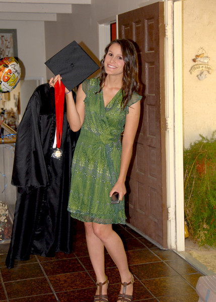 Molly's College Graduation