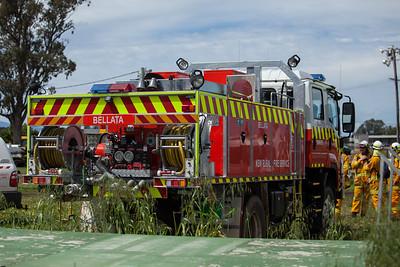 NSW RFS Bellata Brigade