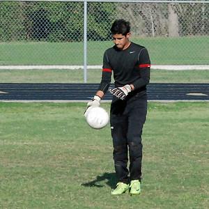 Boys High School Soccer: Hightower vs Marshall 03.16.09