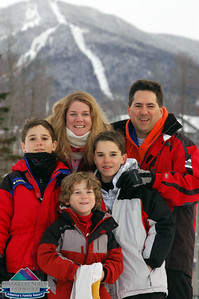 Jan. 17th-Dickens Family @ Smugglers' notch