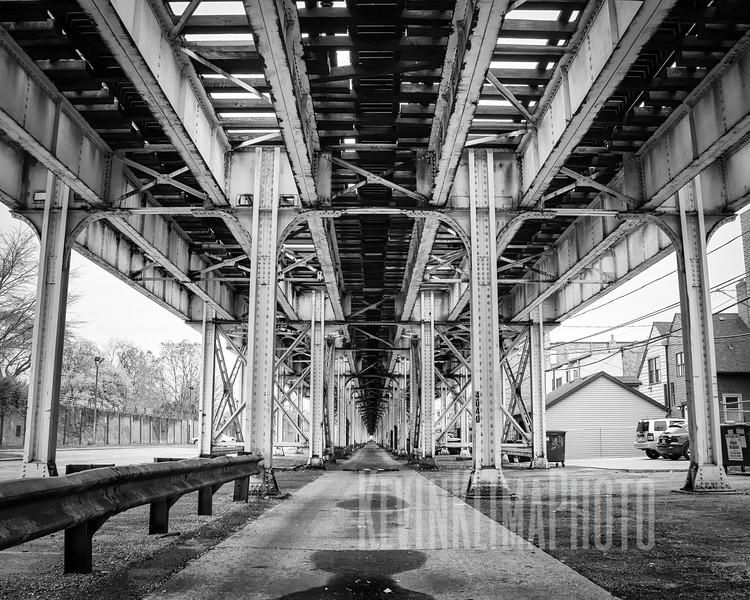 Uptown El Tracks