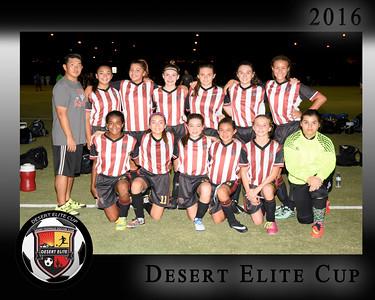 Desert Elite Cup 2016 - Custom Prints