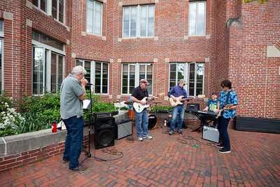 5/24/19: Coleman Jennings Band performs