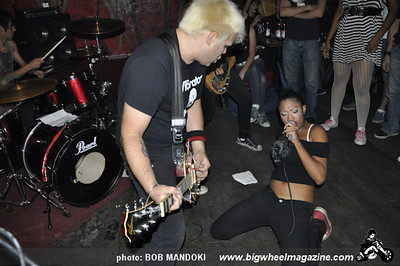 The Objex - at The Double Down Saloon - Las Vegas, NV - September 22, 2009