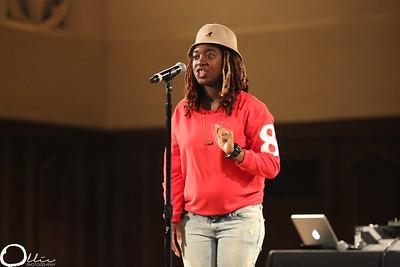 "Joshua  Gathering Spoken Word Event ""My Life My Pen"""