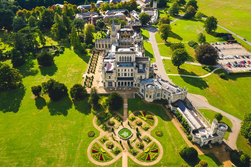 Ashridge (Drone Footage)  | England