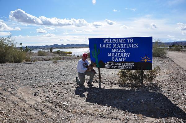 2010 01 Lake Martinez, AZ