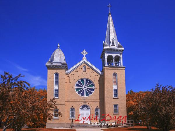 Country Church, 2960
