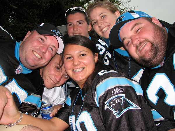 Panthers vs. Bengals September 26th 2010