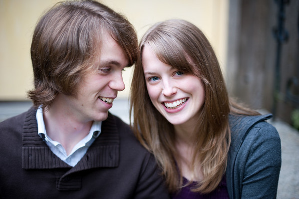 Meghan & Richard | Engagement
