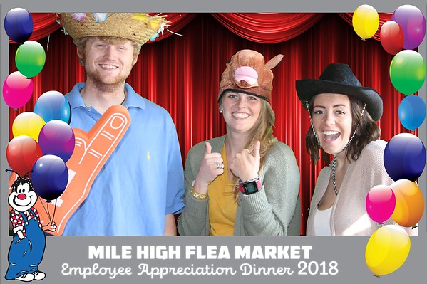 Mile High Flea Market Employee Appreciation Party 2018